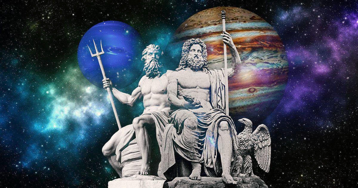 Подарунок від Юпітера і Нептуна