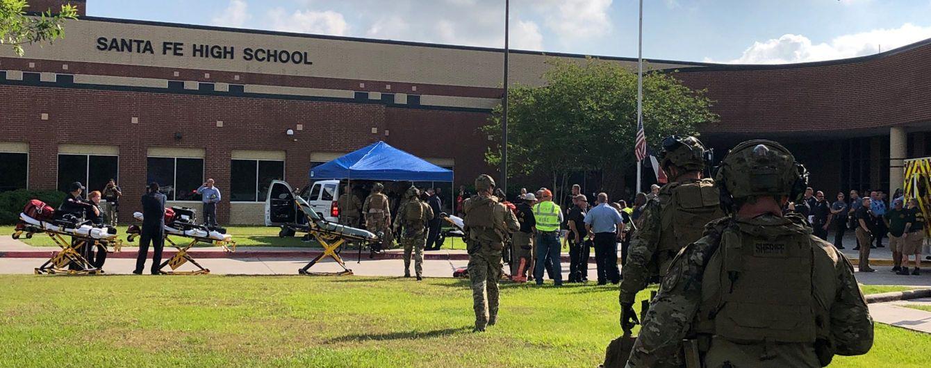 В Техасе произошла стрельба в школе. Есть погибшие