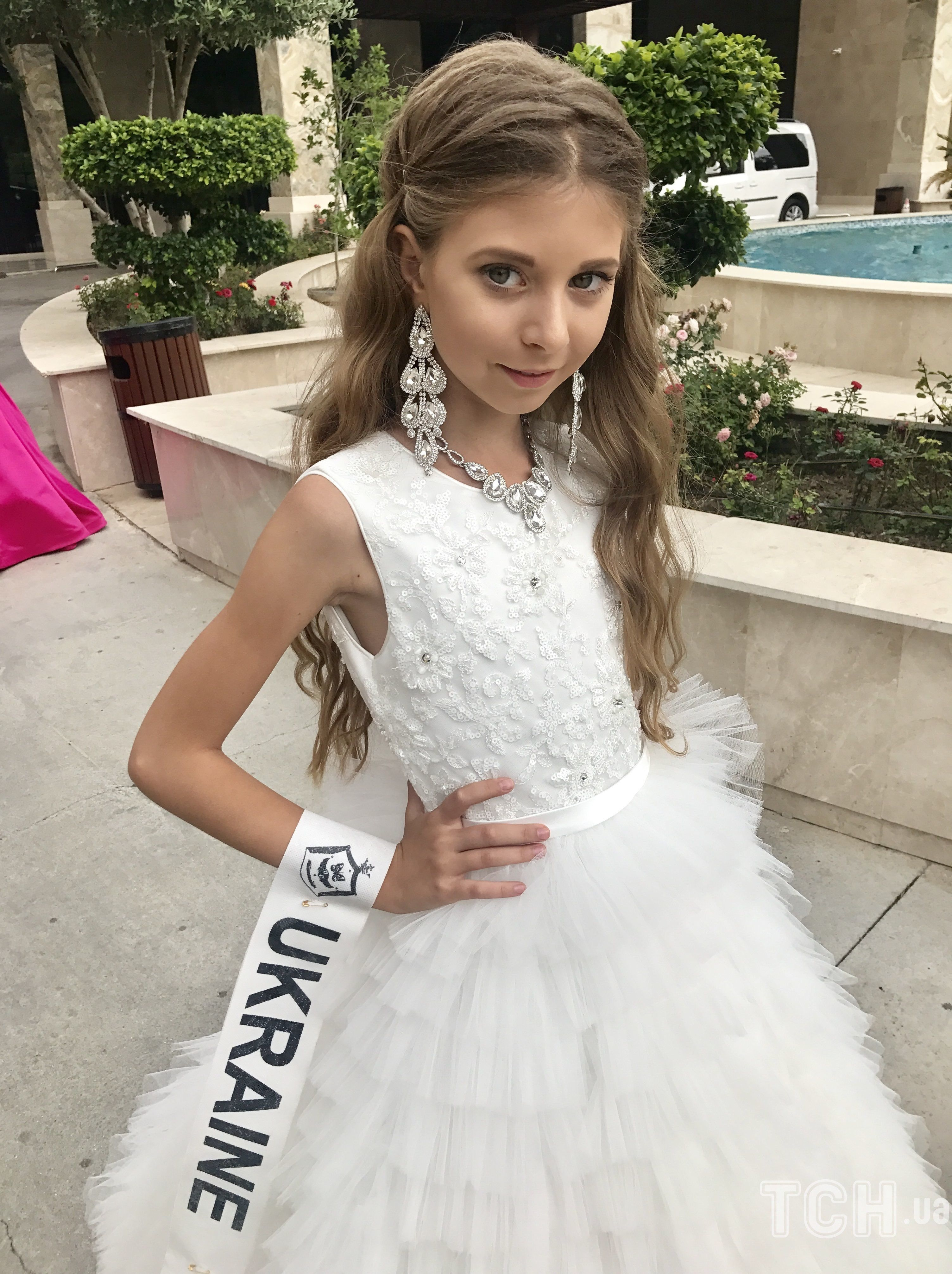 Ліза Гребиченко, Little Miss Universe_2