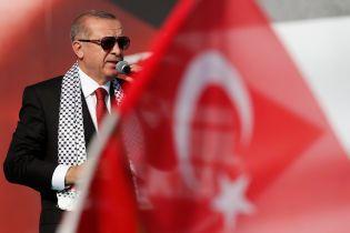 Ердоган порівняв дії Ізраїлю в Газі з геноцидом євреїв під час Другої світової