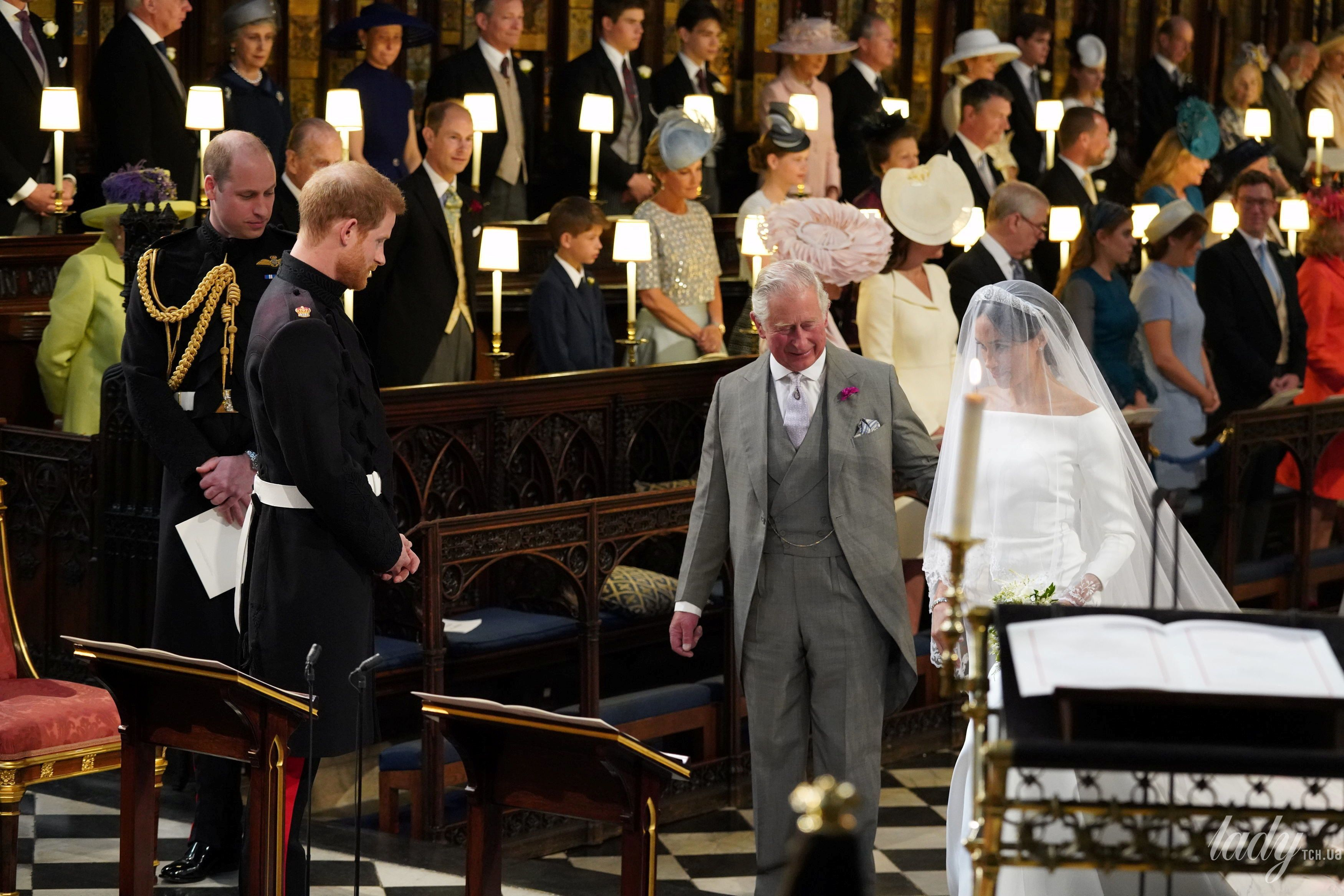 Свадьба Меган Маркл и принца Гарри_3