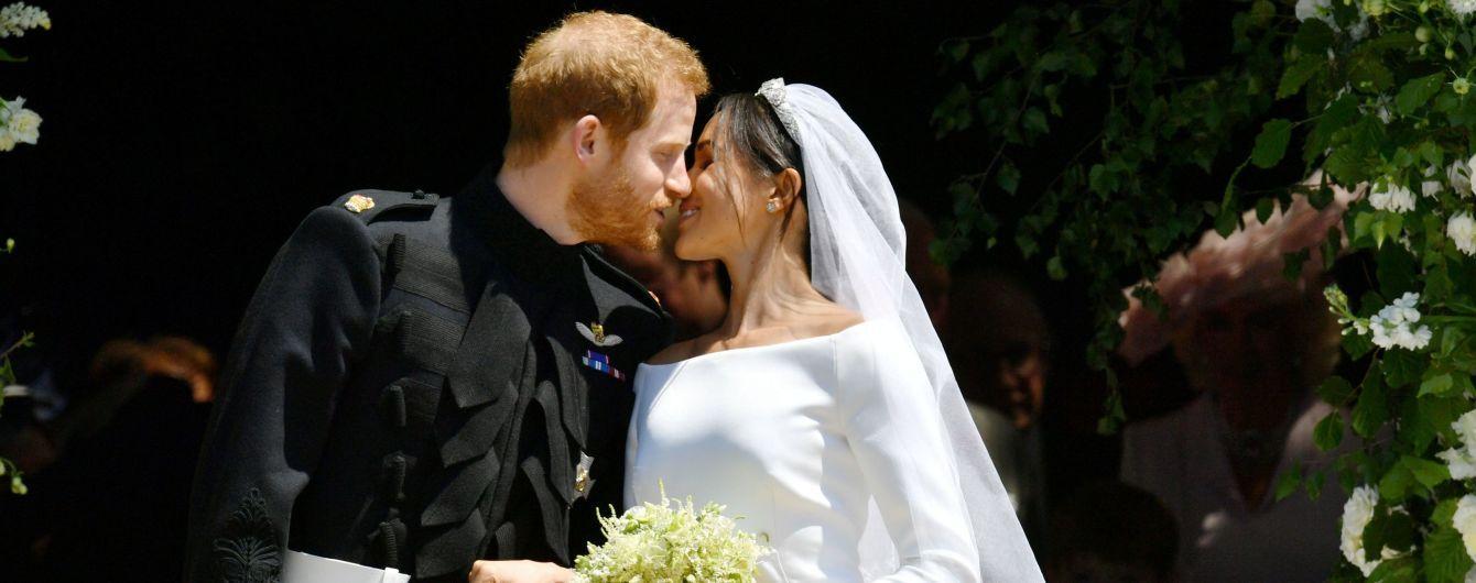 Принц Гаррі та Меган Маркл одружилися. Текстова хроніка