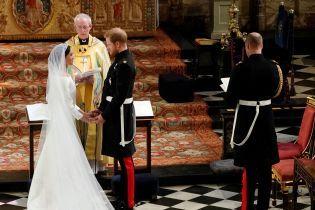 Свадебный наряд жены принца Гарри в деталях: пятиметровая фата и бриллиантовая тиара