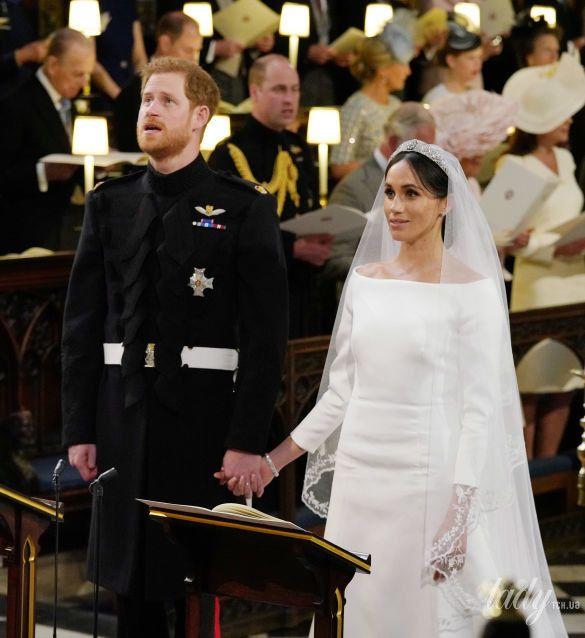 Свадьба Меган Маркл и принц Гарри