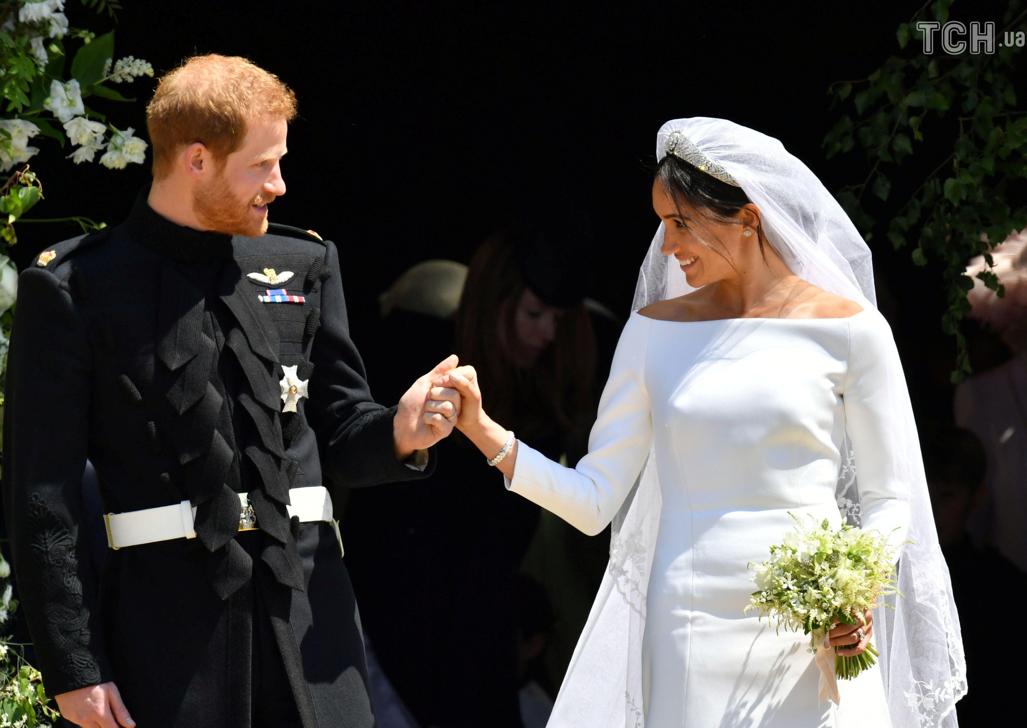 Принц Гаррі та Меган Маркл весілля_23