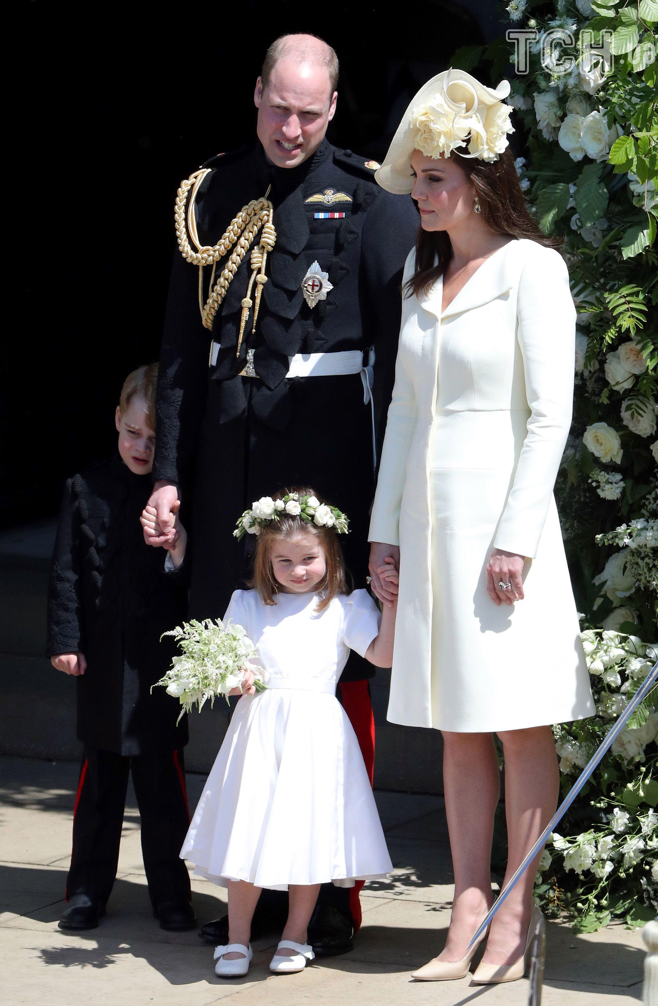 Кейт Міддлтон на весіллі принца Гаррі_2