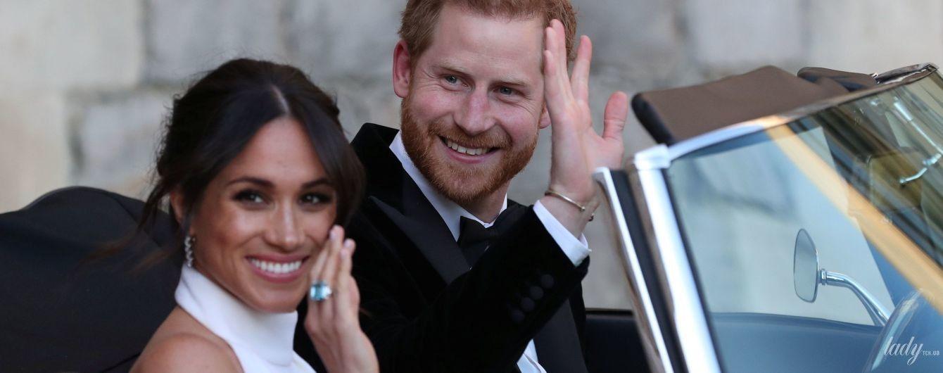 Еще один подарок: принц Гарри преподнес супруге Меган Маркл кольцо своей матери - принцессы Дианы
