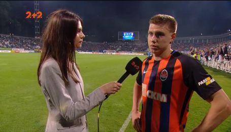Защитник Шахтера: Я поздравляю Динамо, но чемпионат выиграли мы