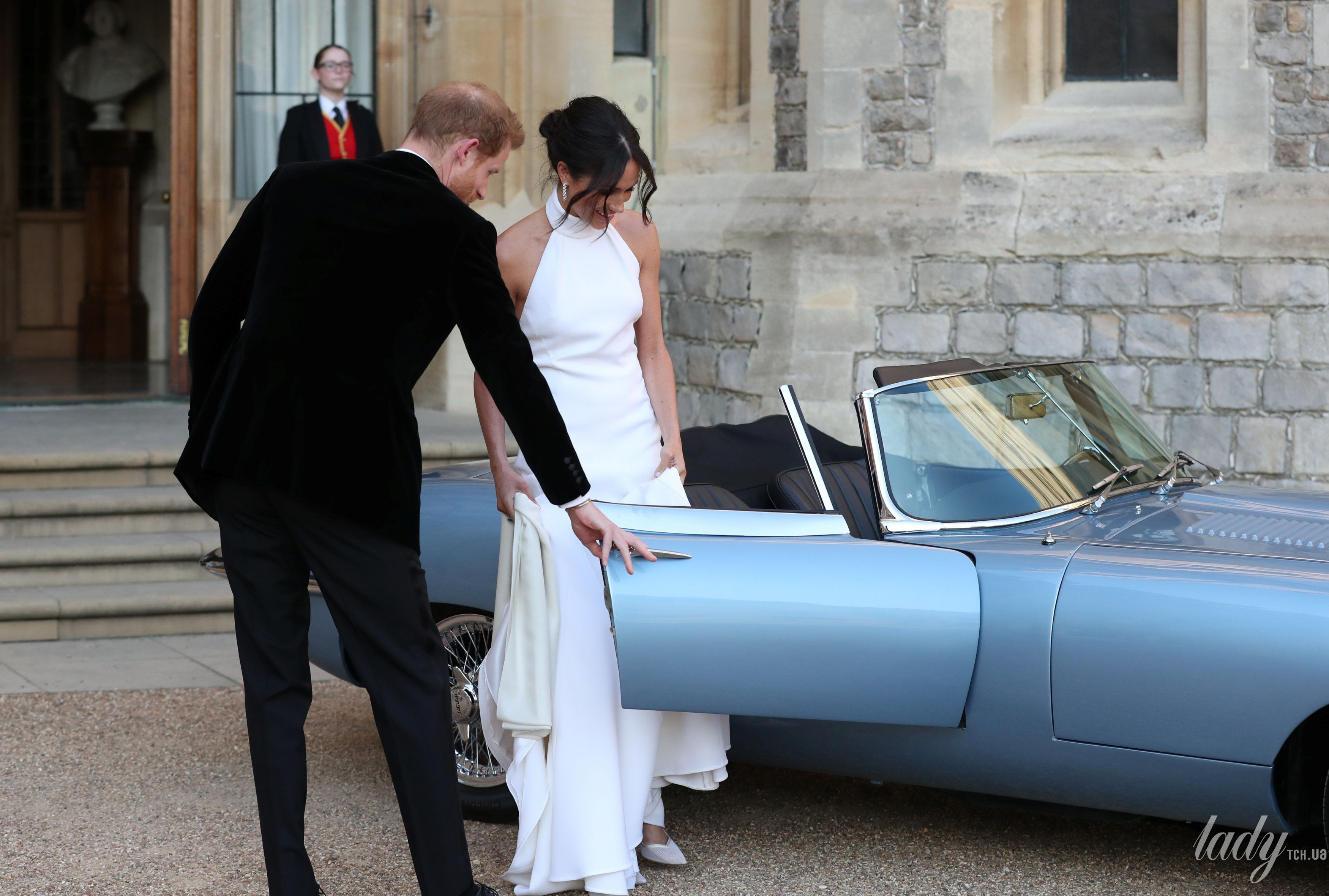 Второе свадебное платье Меган Маркл_7