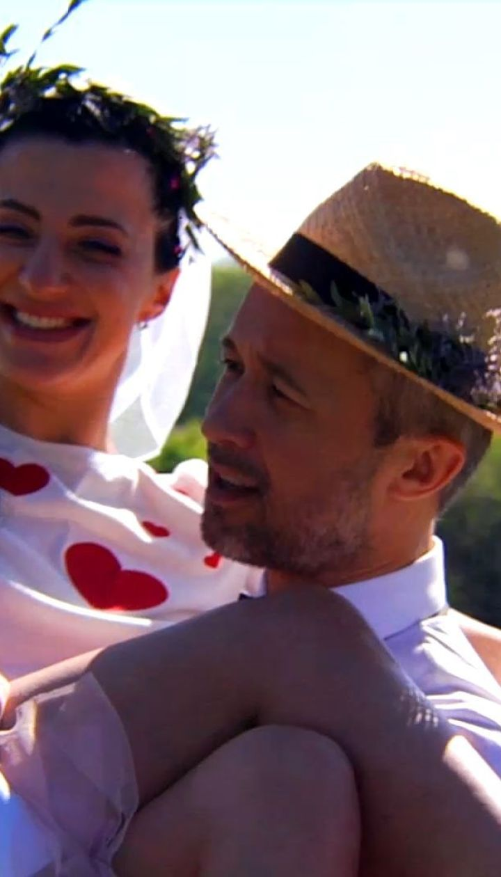 Сергей и Снежана Бабкины отпраздновали 10 годовщину венчания