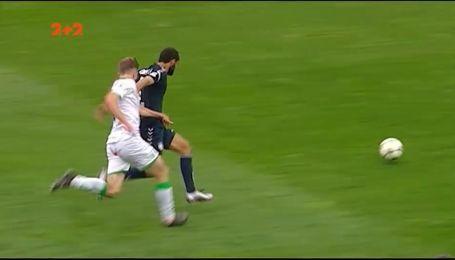 Карпати - Сталь - 3:0. Відео-огляд матчу