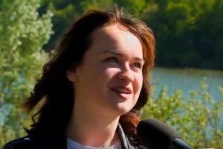 """Победительница """"Голосу країни"""" Луценко о том, как приветствовали в родном селе: Спрашивали, подарили ли квартиру"""