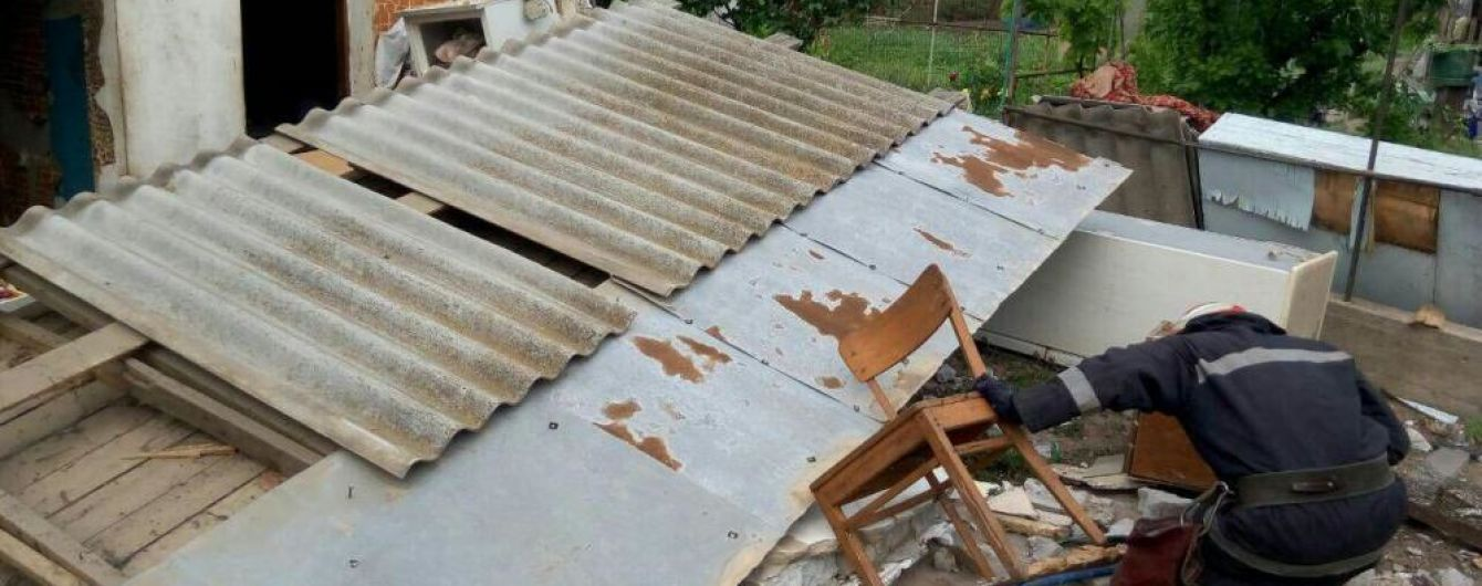 В Одесской области в частном доме неожиданно произошел взрыв