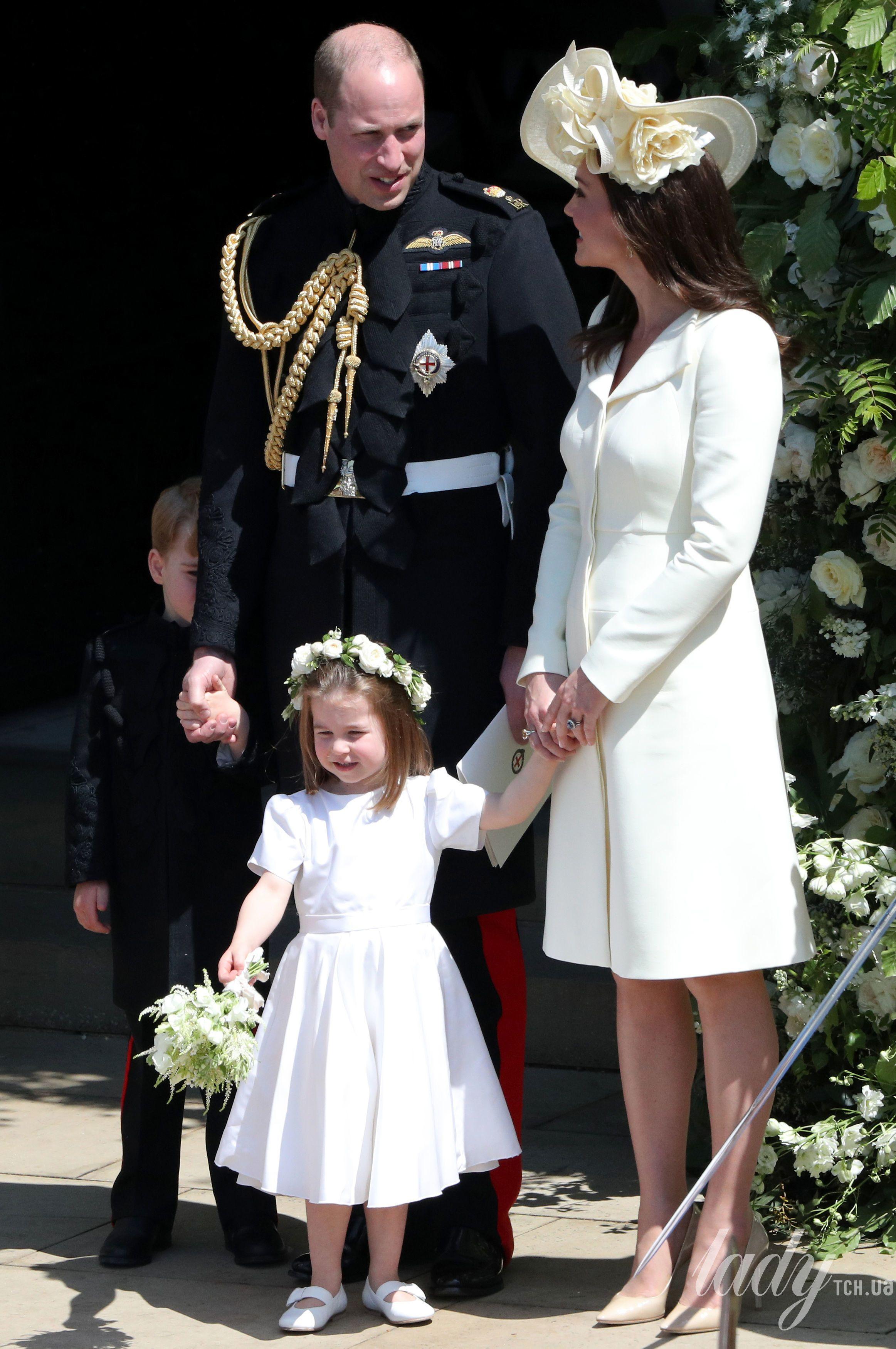 Смотреть Герцогиня Кембриджская в роли няни на свадьбе сестры (фото) видео