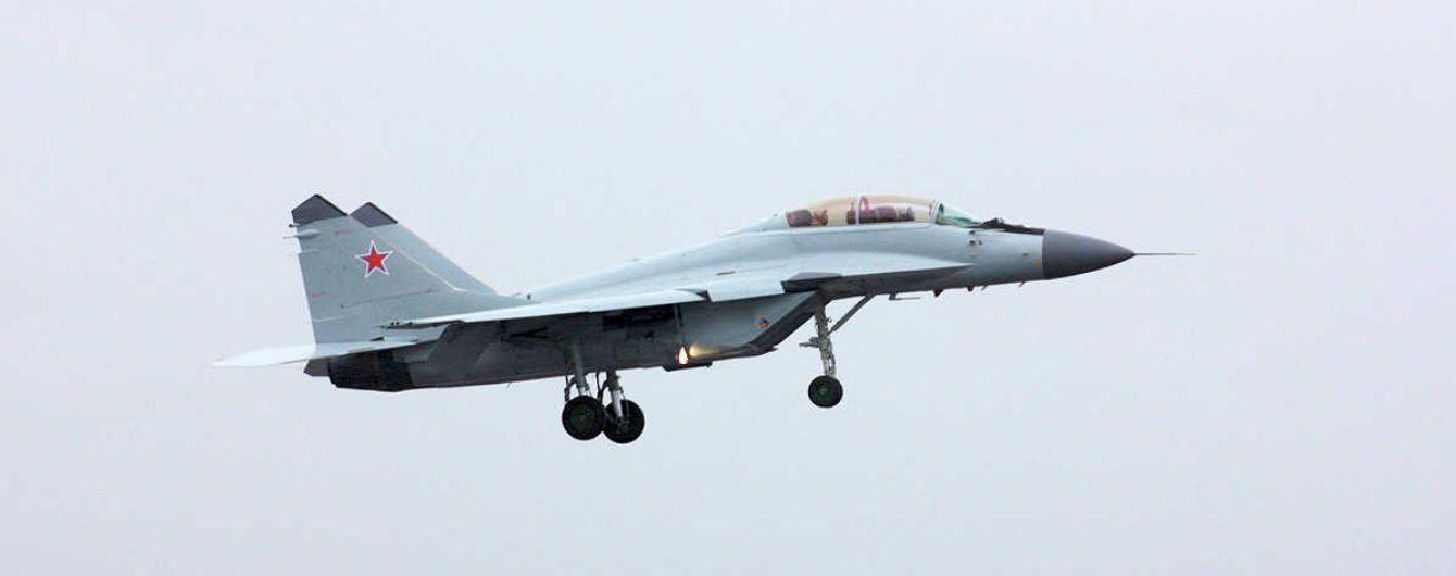 Морпехи заметили активность российских военных самолетов в небе над Азовским морем