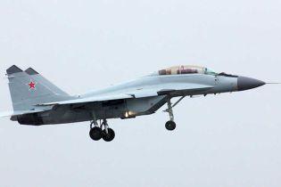 После аварии Словакия приостановила полеты советских истребителей МиГ-29
