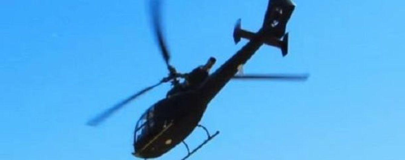 В России в катастрофе вертолета погиб генерал ФСБ