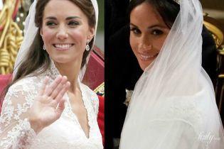 Чья тиара красивее: герцогини Кембриджской vs герцогини Сассекской