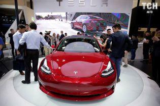 В Испании представили Tesla Model 3 для европейского рынка
