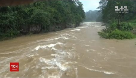 Негода на Шрі-Ланці забрала життя п'ятьох людей