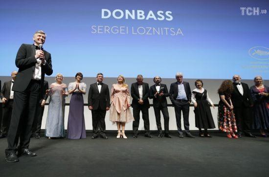 """Українська стрічка """"Донбас"""" увійшла до переліку претендентів на Оскар"""