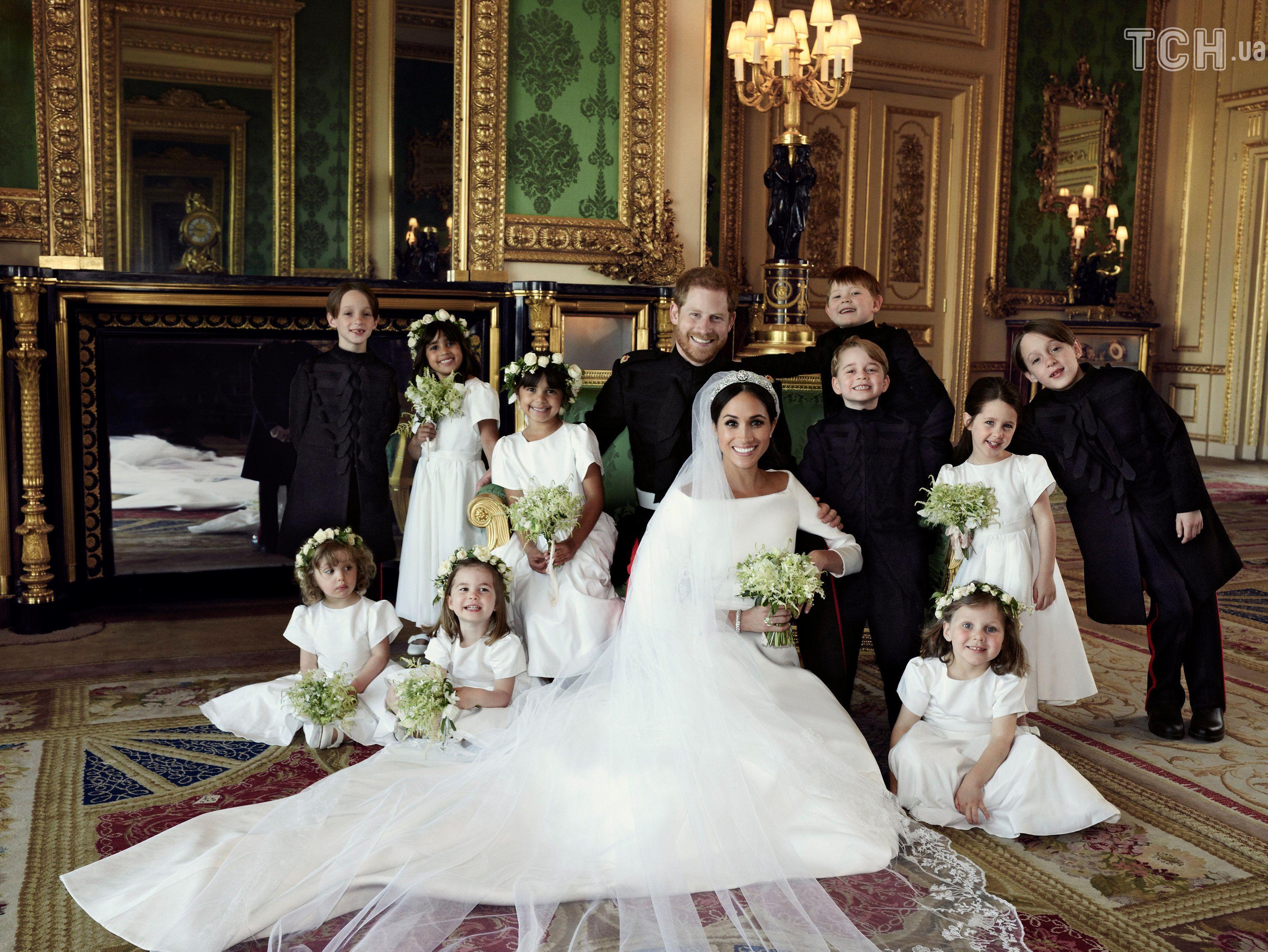 Принц Гаррі та Меган, перші весільні фото_2