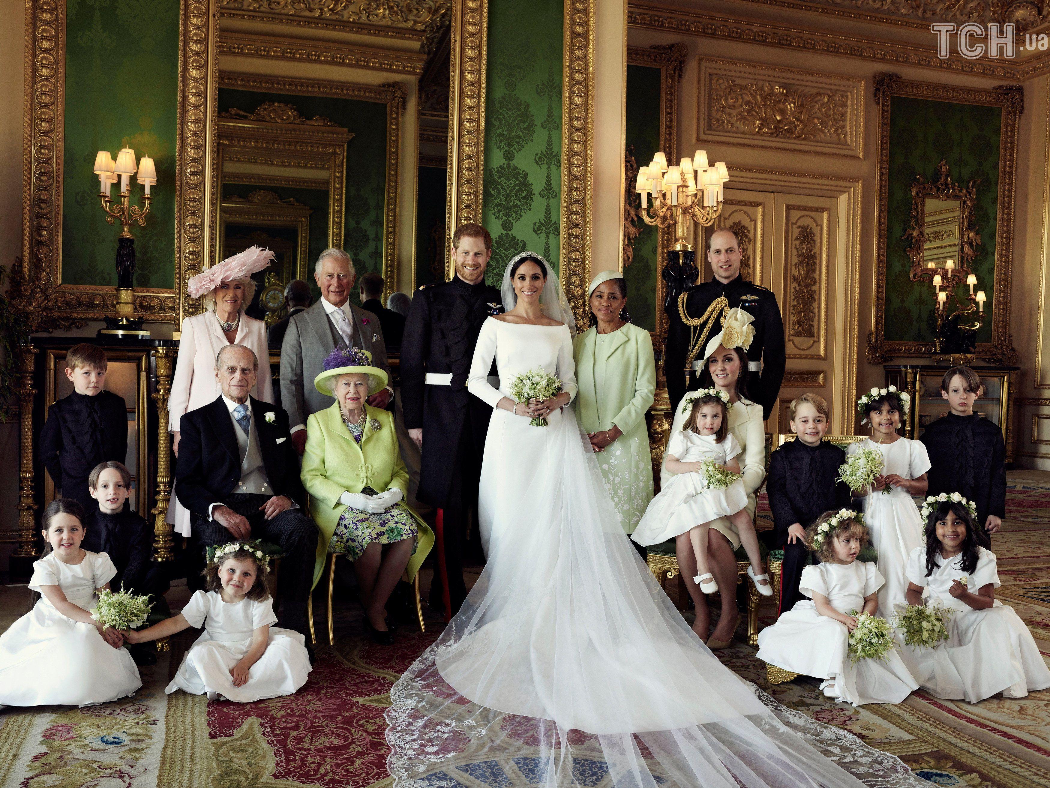Принц Гаррі та Меган, перші весільні фото_4