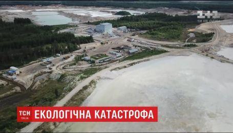 На Житомирщине хотят выделить Дмитрию Фирташу сотни гектаров леса для ильменитового карьеру