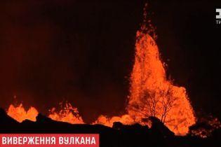 Извержение на Гавайях: сложная реакция лавы и океана создают осколки стекла и опасный газ