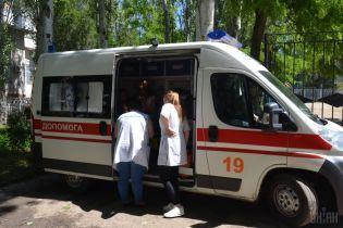 На Черкасчине врачу скорой помощи сломал челюсть неадекватный посетитель