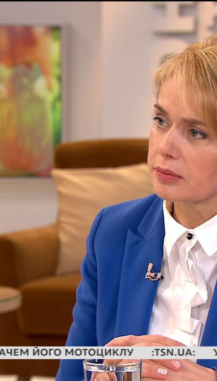 Министр образования рассказала об изменениях в ВНО, линейки и поборы в школах