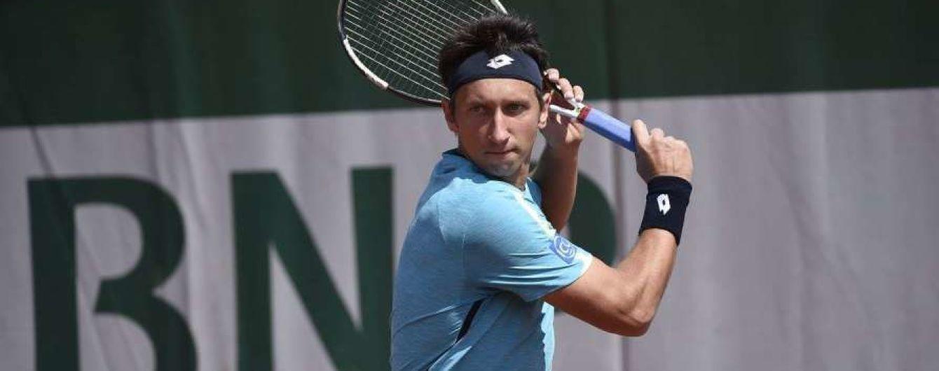 Стаховський вперше за десять років не зіграє в основній сітці Wimbledon