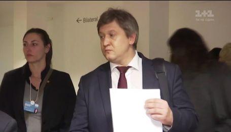 Судовий процес проти міністра фінансів Олександра Данилюка продовжується