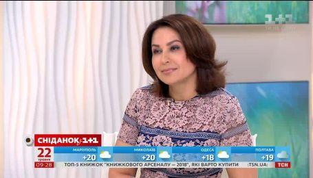 Ведущая ТСН Наталья Мосейчук рассказала о своих впечатлениях от королевской свадьбы