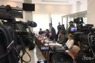 Суд не отпустил Савченко на поруки