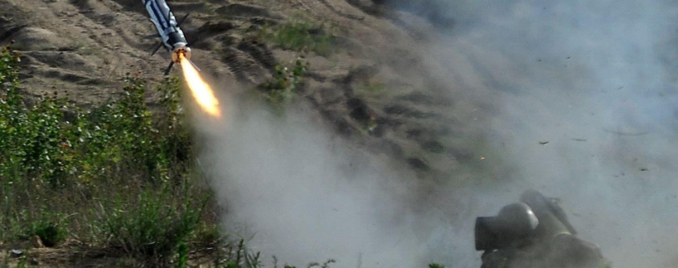 """Україна отримала від США партію ракет допротитанкових ракетних комплексів """"Джавелін"""""""