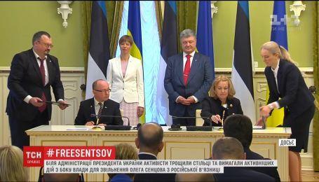 Украина пытается использовать все инструменты давления на Россию -Порошенко