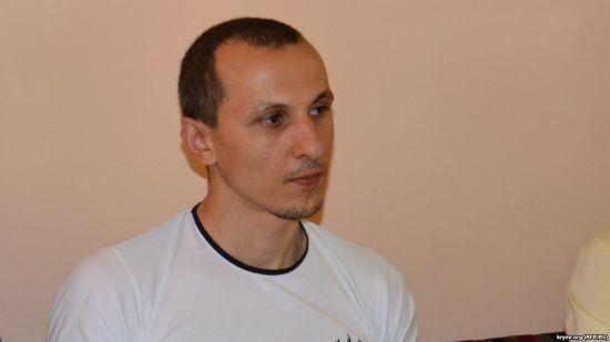 Кримського активіста Мустафаєва перевели до камери Бекірова
