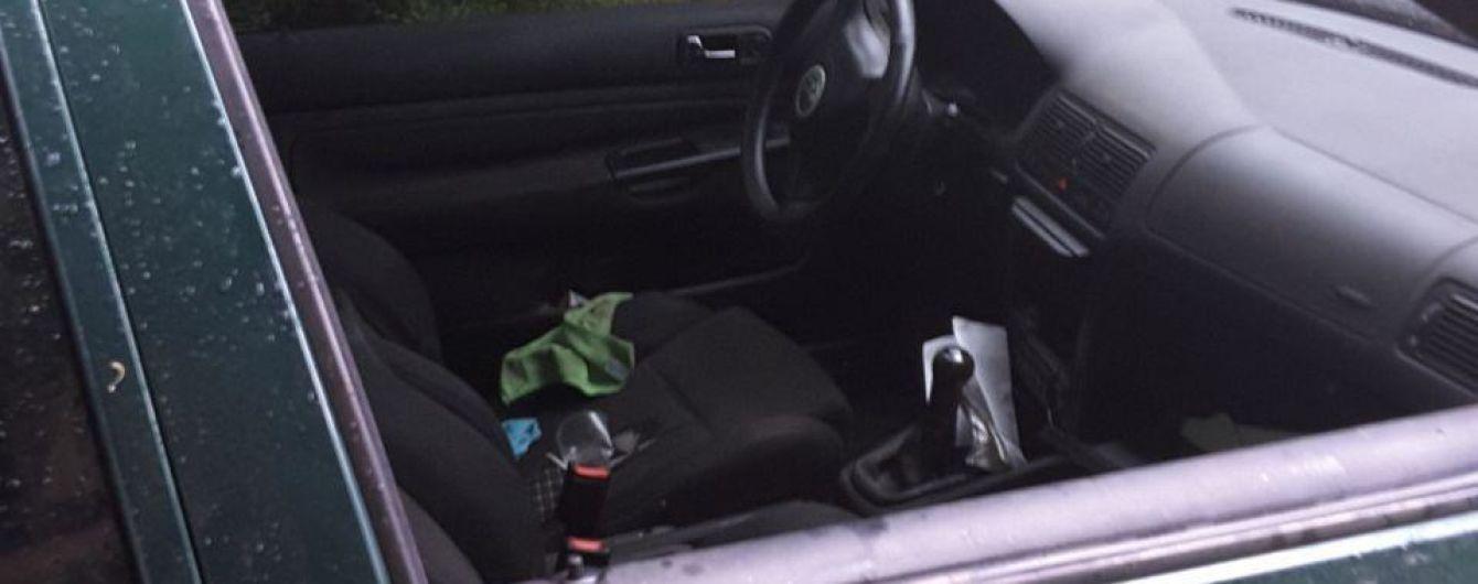 В Запорожье патрульные поймали на горячем автомобильных воров