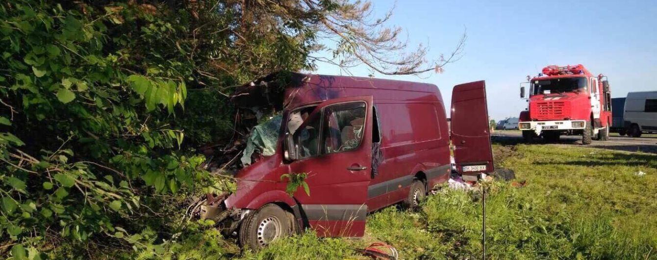 Погибшие в аварии во Львовской области возвращались с заработков домой