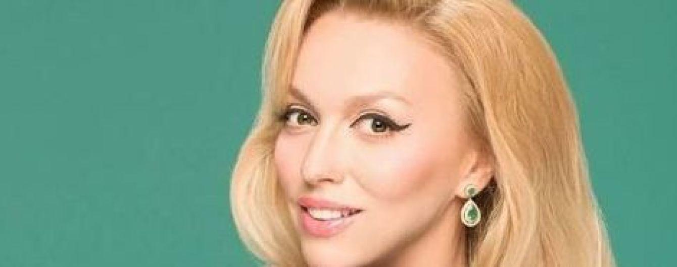Гордая мама Оля Полякова похвасталась дочкой-спортсменкой
