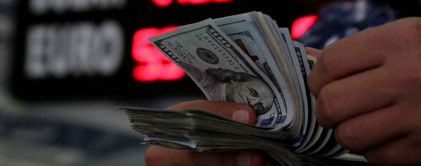 Долар і євро здорожчали у курсах валют від Нацбанку на 6 серпня