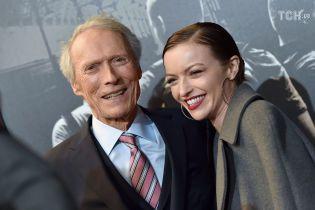 87-летний Клинт Иствуд впервые станет дедушкой