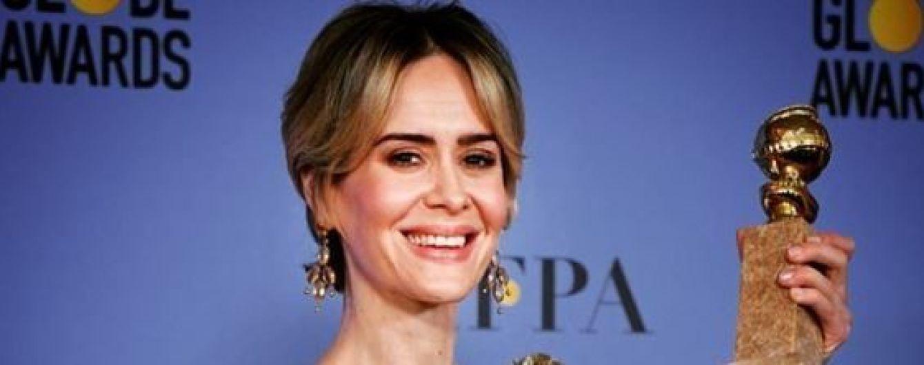 """Обладательница """"Золотого Глобуса"""" прокомментировала свой лесбийский роман с 75-летней актрисой"""