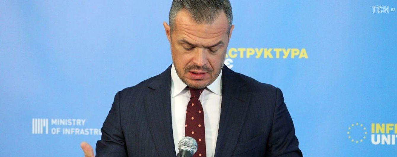"""Кабмин согласовал увольнение главы """"Укравтодора"""""""