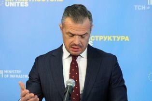"""НАПК выявило неточности в декларации руководителя """"Укравтодора"""". Новак будет судиться с агентством"""