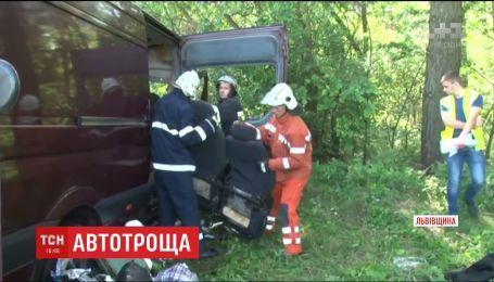 Шестеро погибших и трое пострадавших: на Львовщине произошло масштабное ДТП