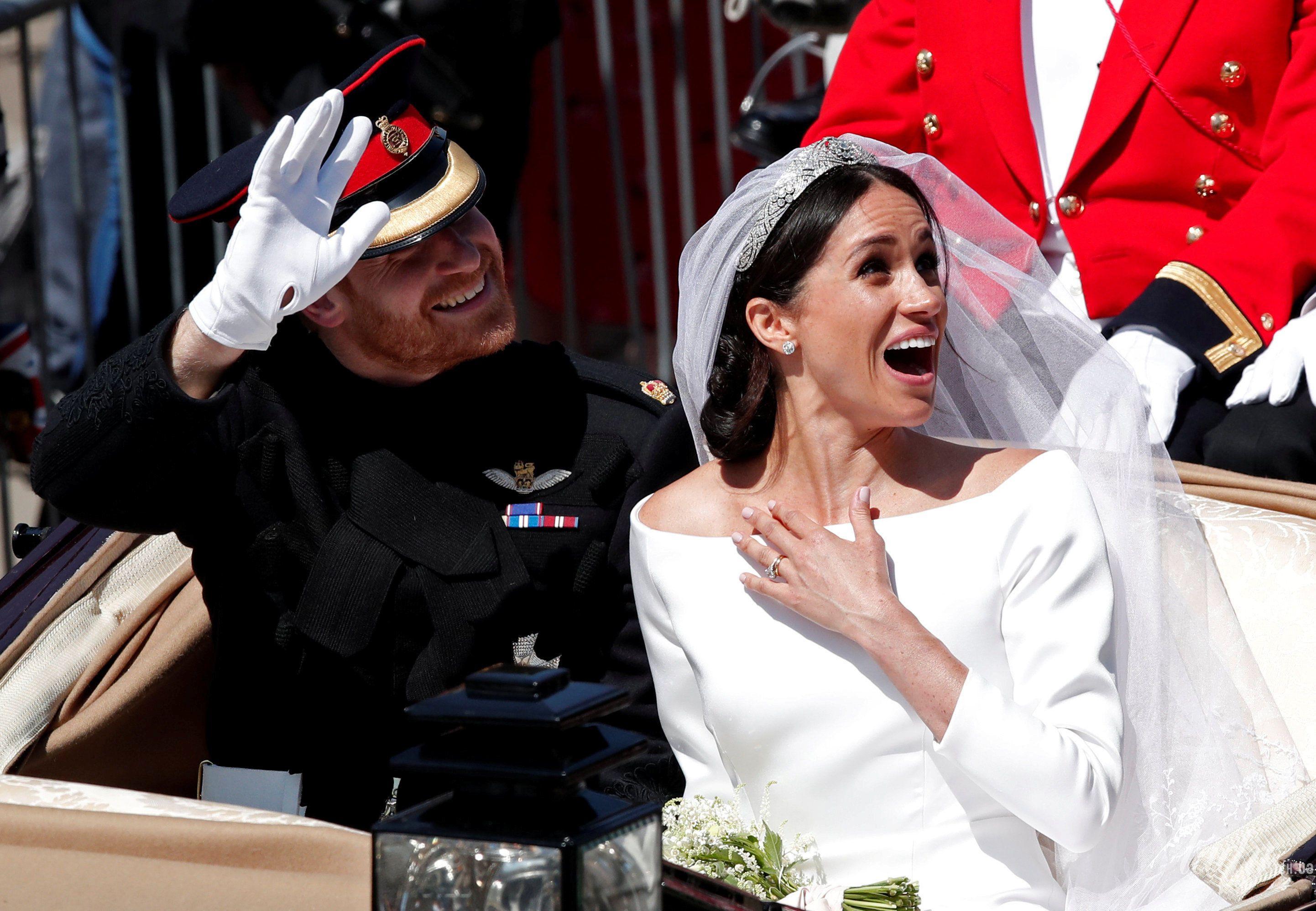 Свадьба принца Гарри и Меган Маркл_17