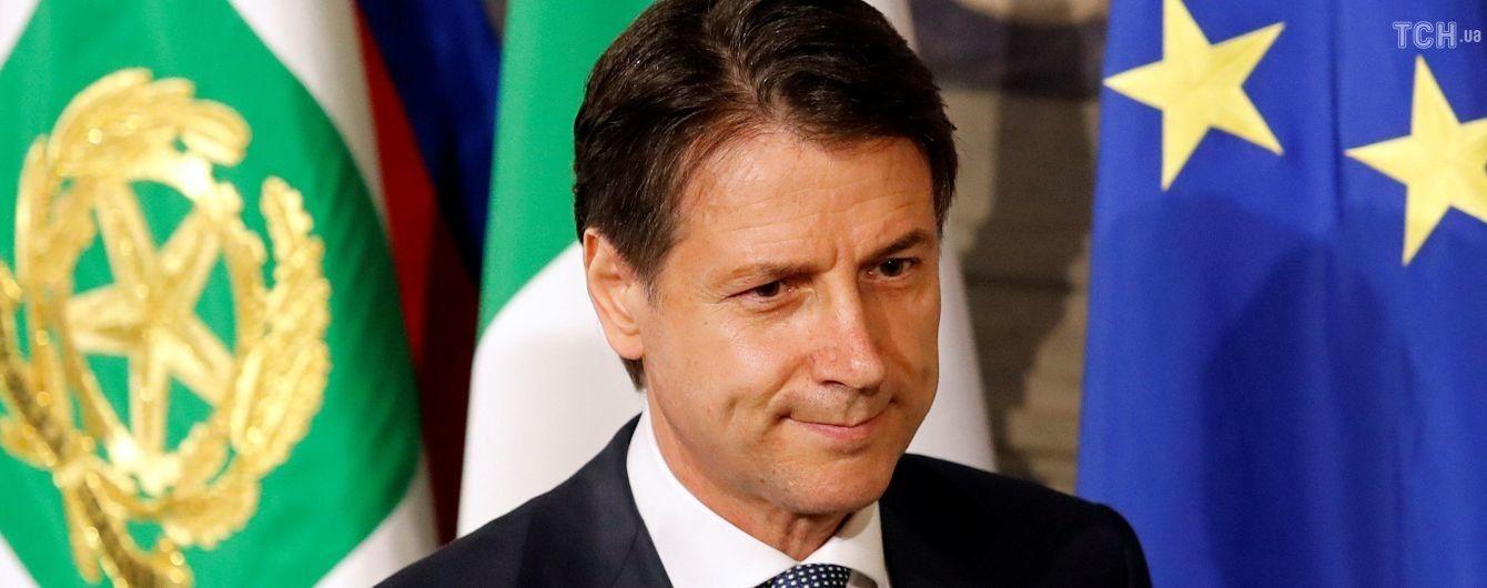 Санкції проти Росії мають бути тимчасовими - прем'єр-міністр Італії