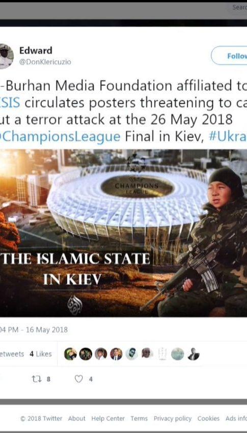 """СБУ и киберполиция предупреждают о возможных атаках от """"ИГИЛ"""" и со стороны России"""